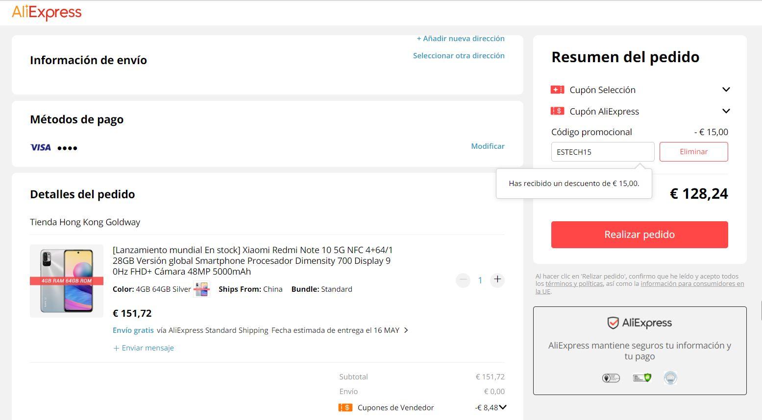 Ya puedes comprar los Redmi Note 10 5G y Redmi Note 10S desde solo 128 euros. Noticias Xiaomi Adictos