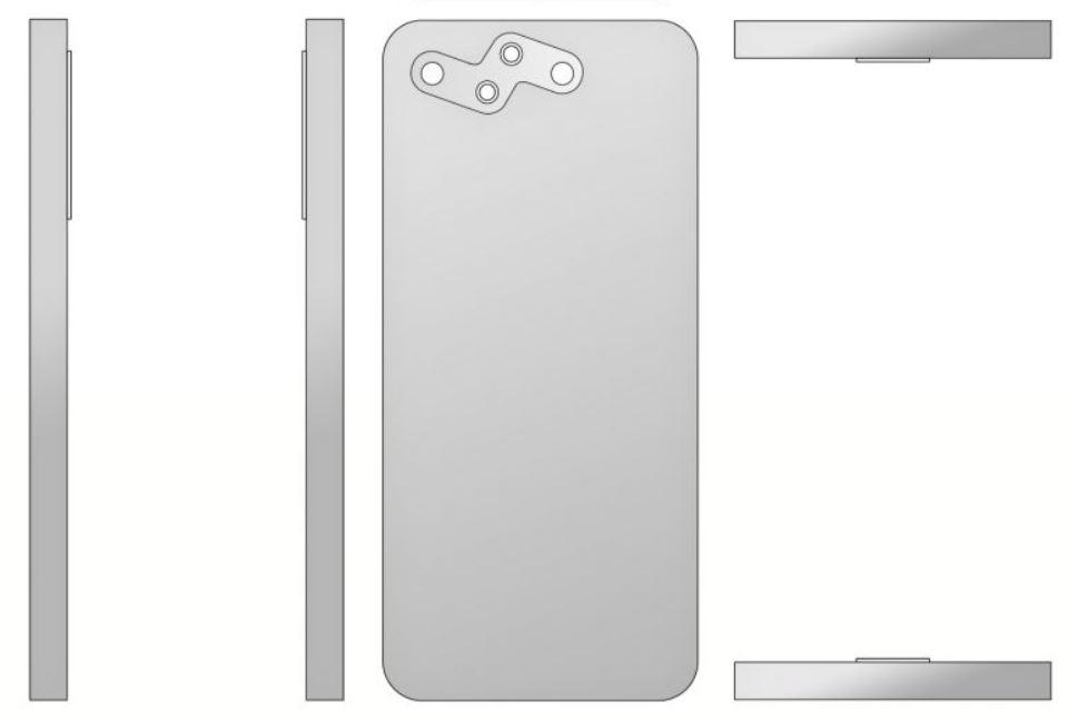 La última propuesta de Xiaomi es un smartphone con cámara en forma de rayo. Noticias Xiaomi Adictos