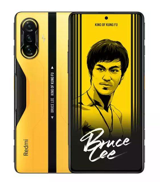 """Así es la """"Bruce Lee Edition"""" del nuevo Redmi K40 Gaming Edition. Noticias Xiaomi Adictos"""