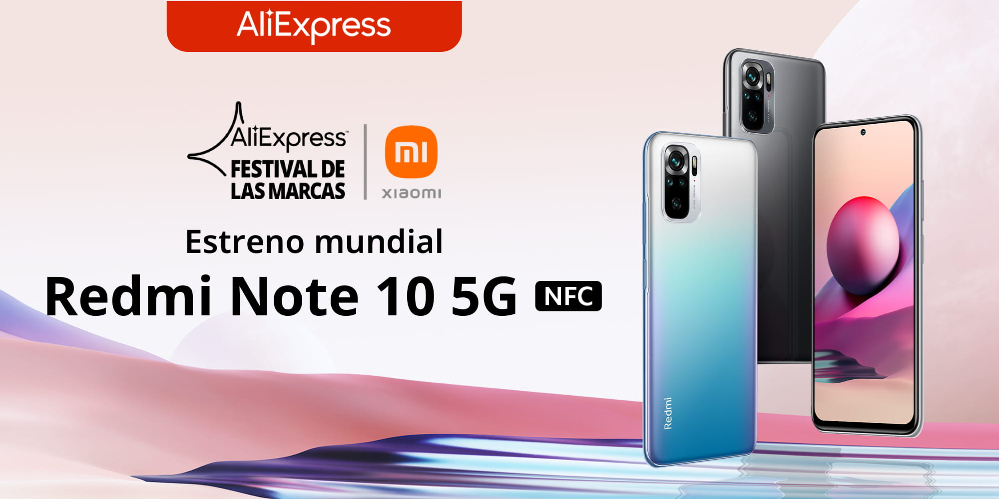 Los Redmi Note 10S y Note 10 5G debutan en AliExpress con oferta de lanzamiento. Noticias Xiaomi Adictos