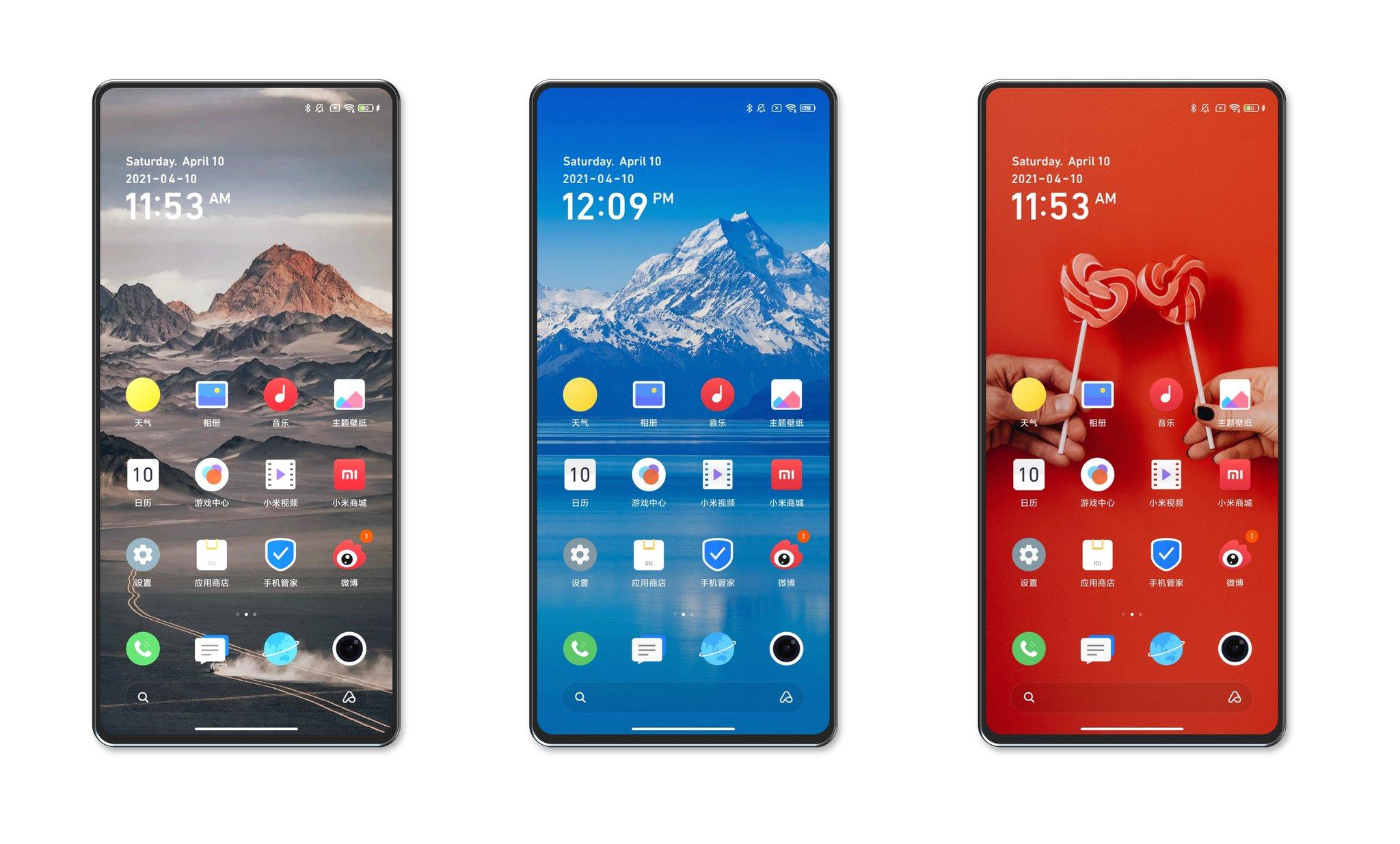 El Xiaomi Mi Mix 4 aparece en nuevos renders haciendo volar nuestra imaginación. Noticias Xiaomi Adictos