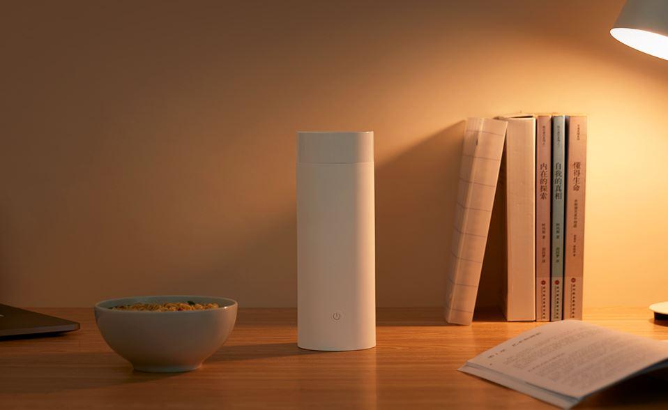 La nueva taza eléctrica de Xiaomi es perfecta para preparar y llevarte tu té o café. Noticias Xiaomi Adictos