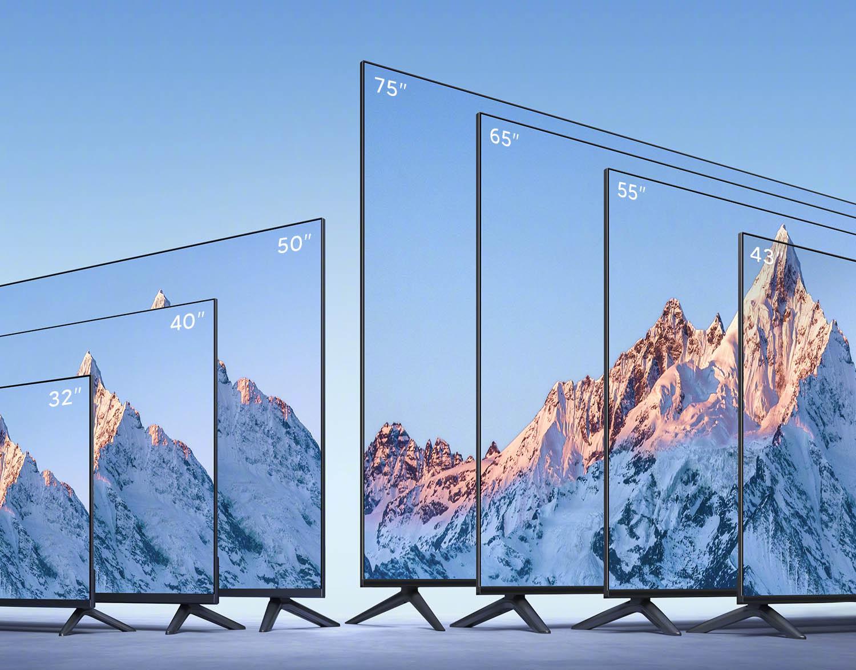 Nuevos Xiaomi Mi TV EA 2022: televisores de diseño premium a precio asequible. Noticias Xiaomi Adictos