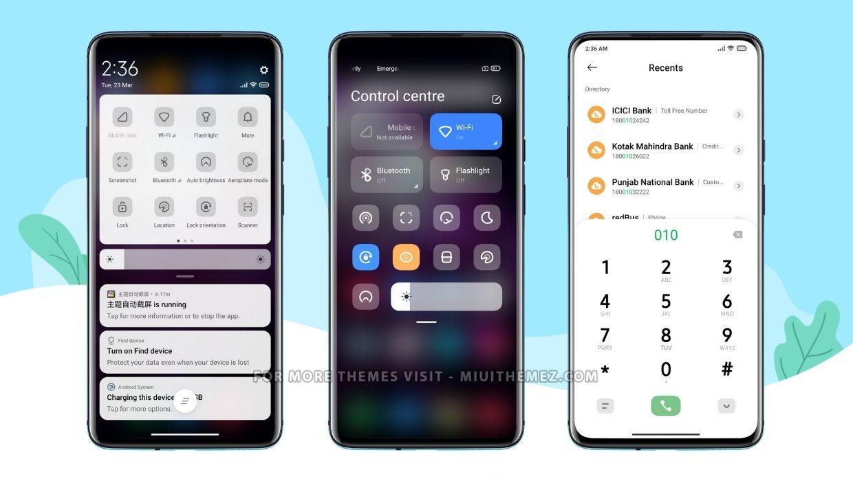 Si te gusta la interfaz ONE UI 3.0 de Samsung este tema la lleva a tu Xiaomi. Noticias Xiaomi Adictos