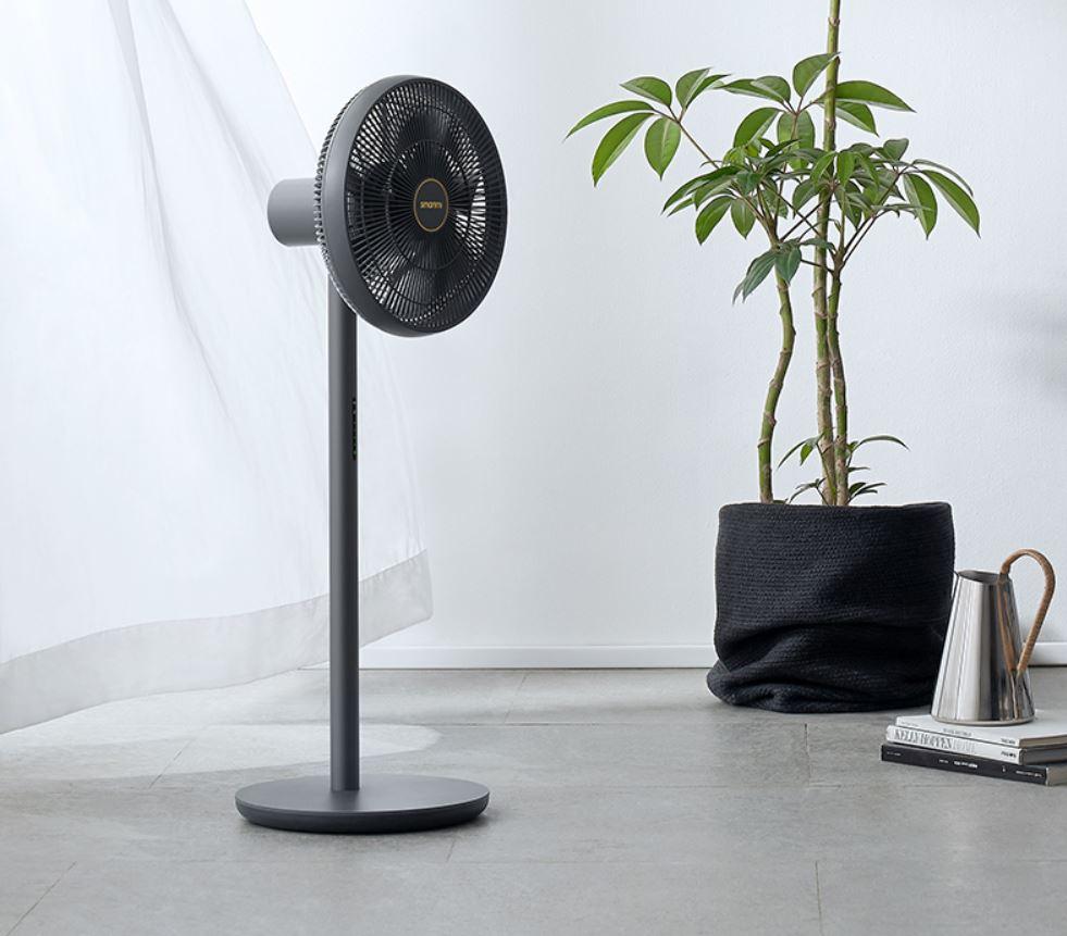 El nuevo ventilador de Xiaomi es capaz de reducir la cantidad de polvo en tu casa. Noticias Xiaomi Adictos