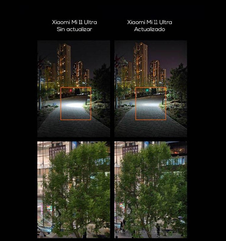Así ha mejorado la cámara del Xiaomi Mi 11 Ultra con el firmware de DxOMark. Noticias Xiaomi A