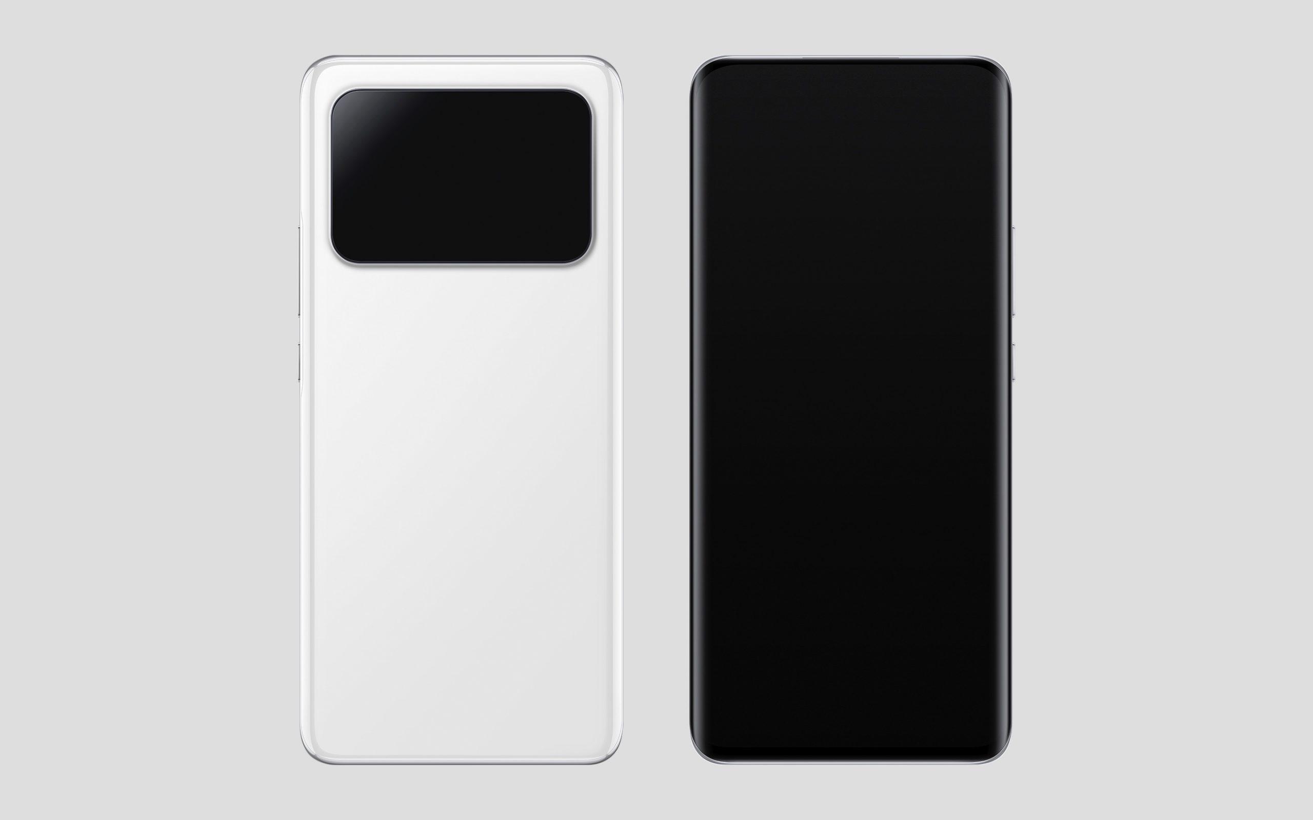 Así es como Ben Geskin se imagina el diseño del Xiaomi Mi 12 Ultra. Noticias Xiaomi Adictos