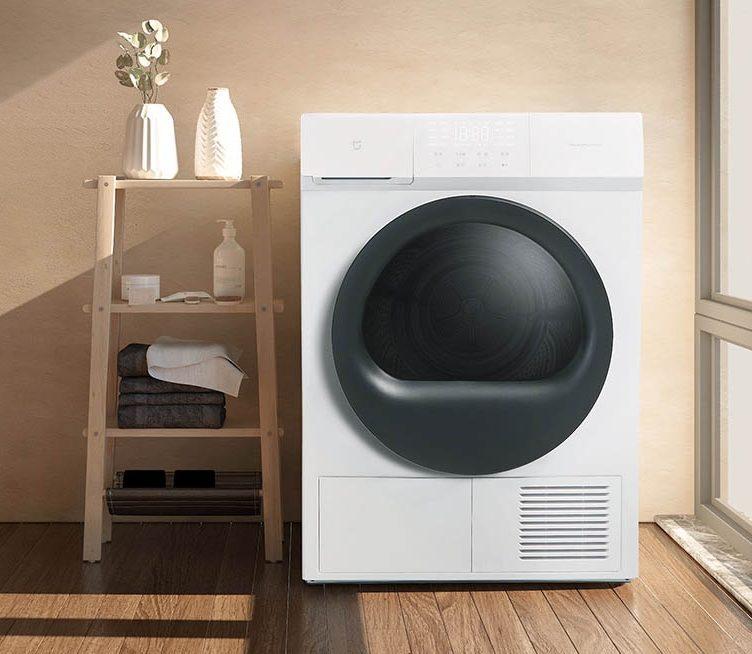 La nueva secadora de Xiaomi es inteligente y capaz de secar tu ropa en minutos