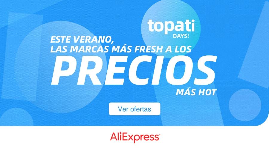 """AliExpress celebra el """"TO PA TI"""", cientos de ofertas en productos Xiaomi y otras marcas. Noticias Xiaomi Adictos"""