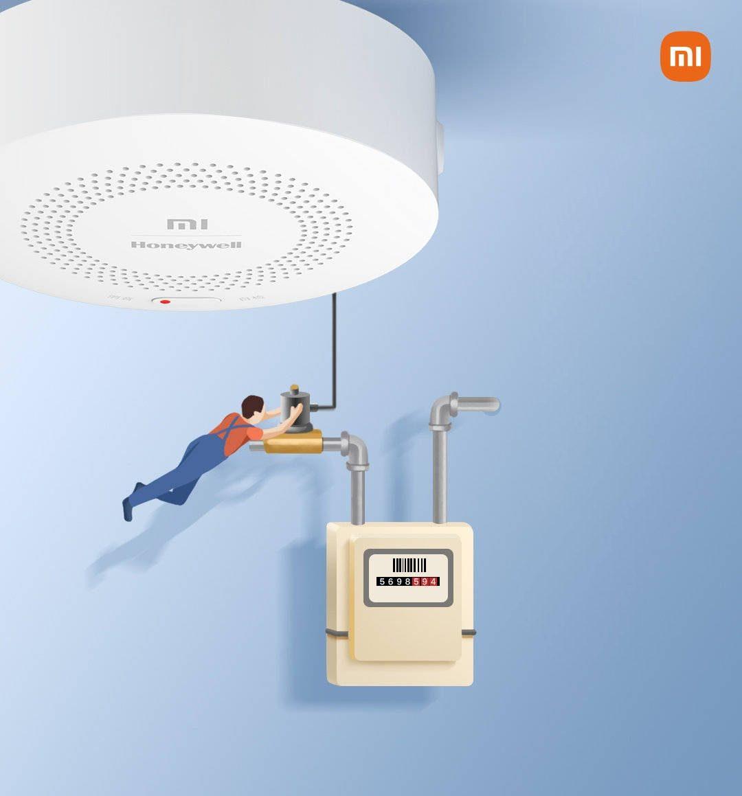 Xiaomi lanza su primer detector de fugas de gas con alarma integrada. Noticias Xiaomi Adictos
