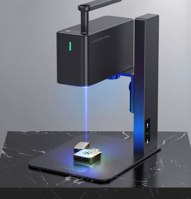 Lo último de Xiaomi es esta máquina de grabado láser cargada de accesorios. Noticias Xiaomi Adictos