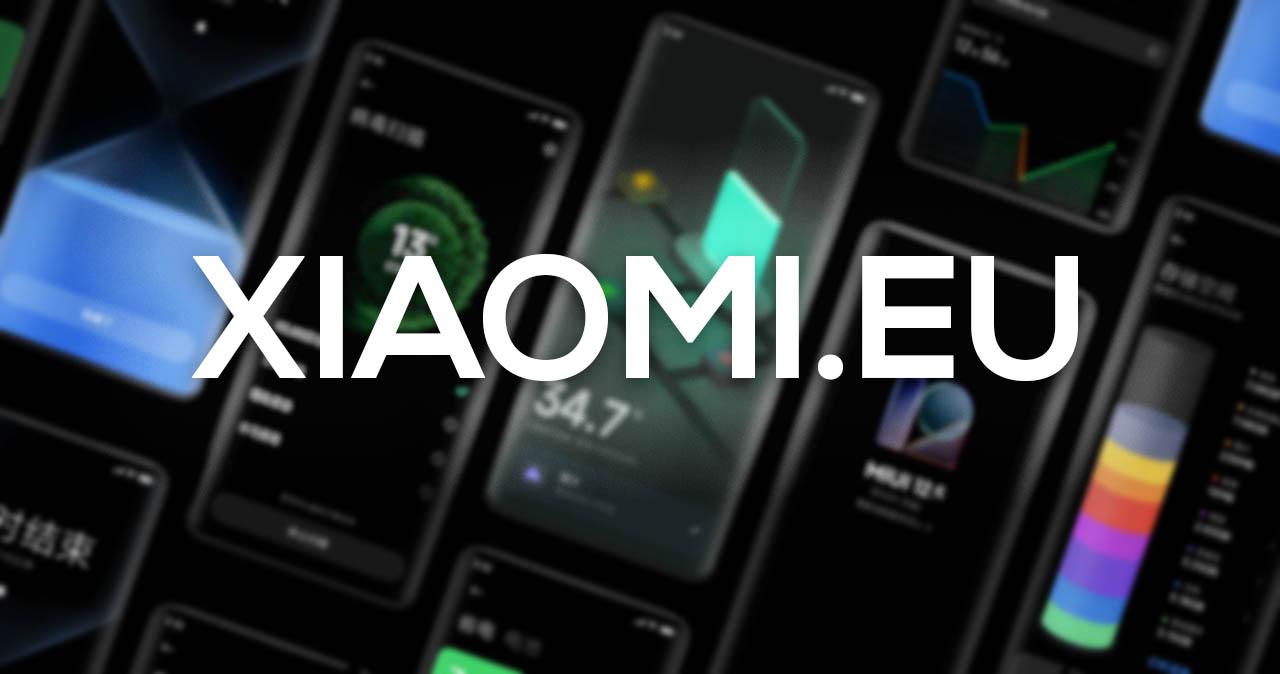 MIUI 12.5 llega a los Xiaomi Mi 10T y POCO F3 gracias a la ROM de Xiaomi.EU. Noticias Xiaomi Adictos