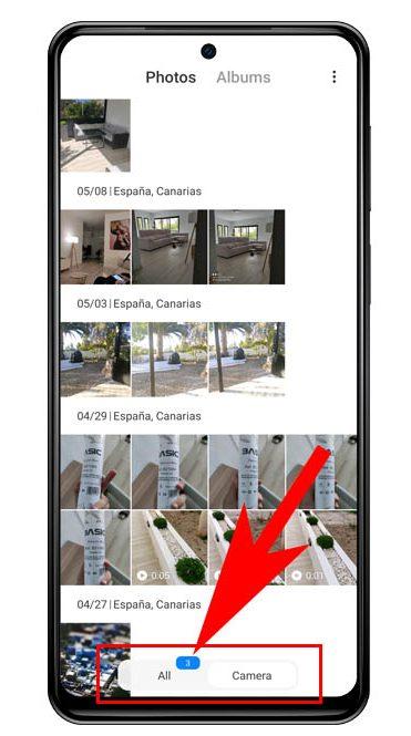 Xiaomi actualiza la galería de MIUI con un importante cambio que mejora su usabilidad. Noticias Xiaomi Adictos