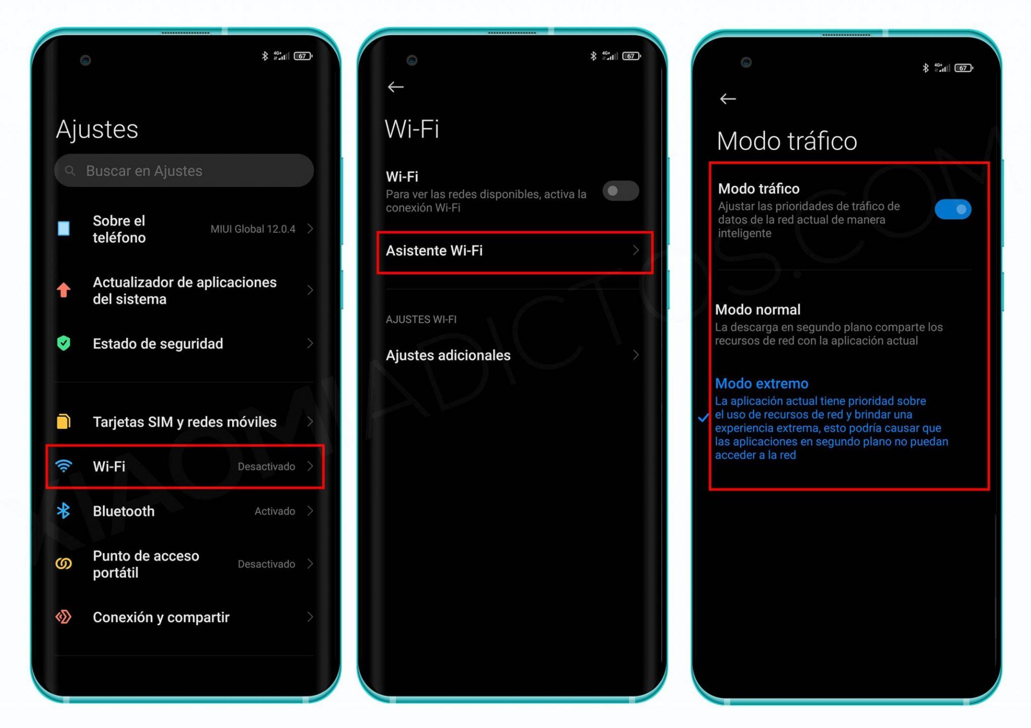 Mejora la conexión WiFi de tu Xiaomi con estos trucos para MIUI. Noticias Xiaomi Adictos