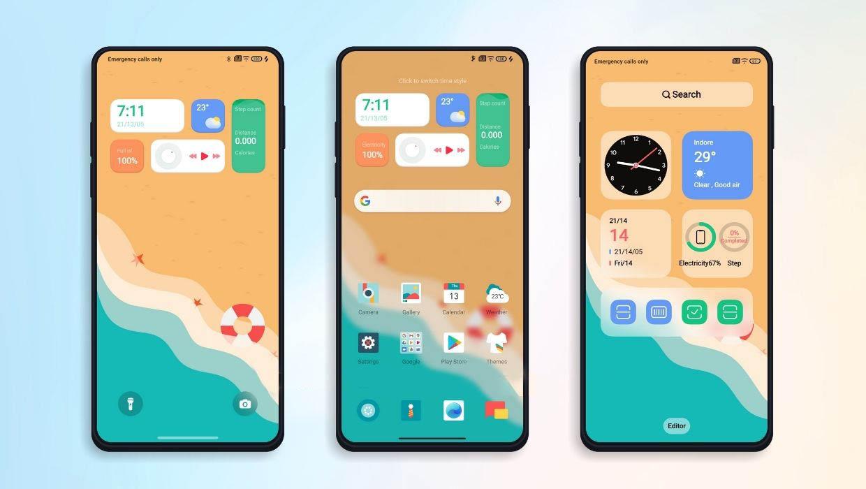 Estos temas le darán un aspecto totalmente diferente a tu Xiaomi. Noticias Xiaomi Adictos