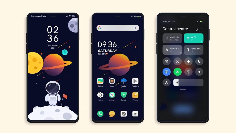 Пять тем, которые не стоит переставать примерять на своем Xiaomi. Новости Xiaomi Addicts
