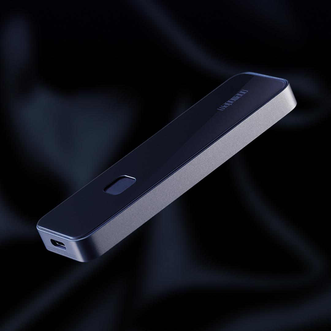 Lo último de Xiaomi es esta memoria externa de hasta 1TB con acceso mediante huella