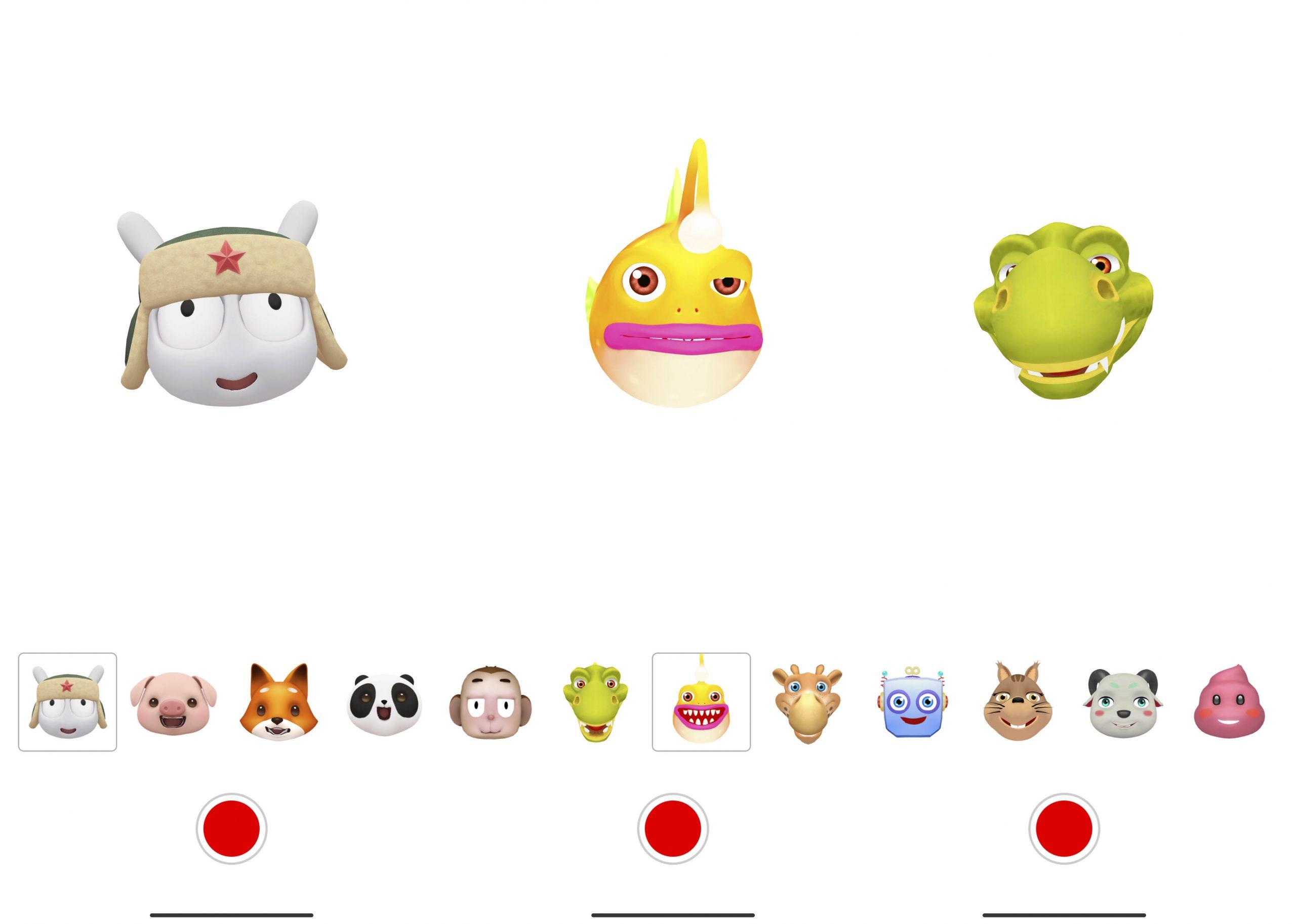 Qué son los MiMoji y como puedes utilizarlos en tu Xiaomi. Noticias Xiaomi Adictos