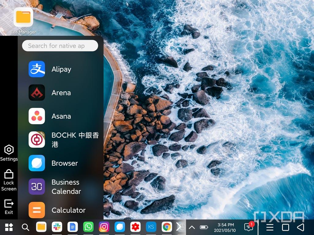 Así luce la nueva interfaz del Xiaomi Mi Mix Fold: productividad en estado puro. Noticias Xiaomi Adictos