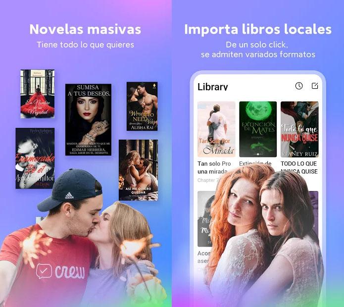 Wonderfic, la nueva aplicación de Xiaomi para leer todo tipo de novelas. noticias Xiaomi Adictos