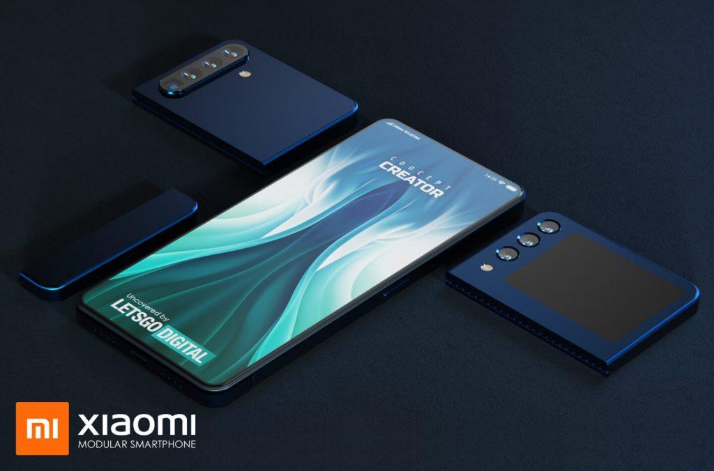 Así es el smartphone con cámara y batería modular en el que Xiaomi ya está trabajando. Noticias Xiaomi Adictos