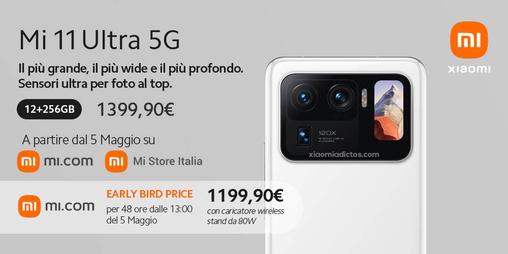 Ya sabemos el precio del Xiaomi Mi 11 Ultra en Europa y es más caro de lo esperado. Noticias Xiaomi Adictos