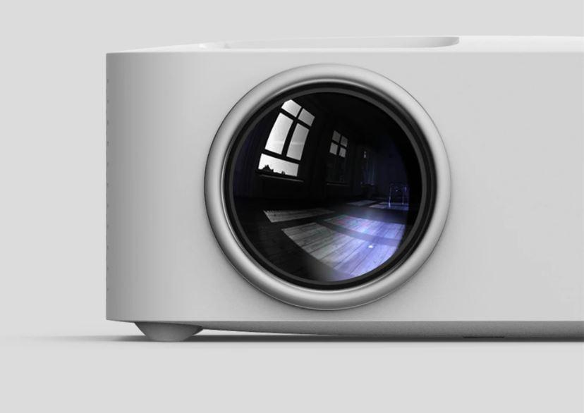 Así es el nuevo proyector de menos de 100 euros que Xiaomi ha puesto a la venta. Noticias Xiaomi Adictos