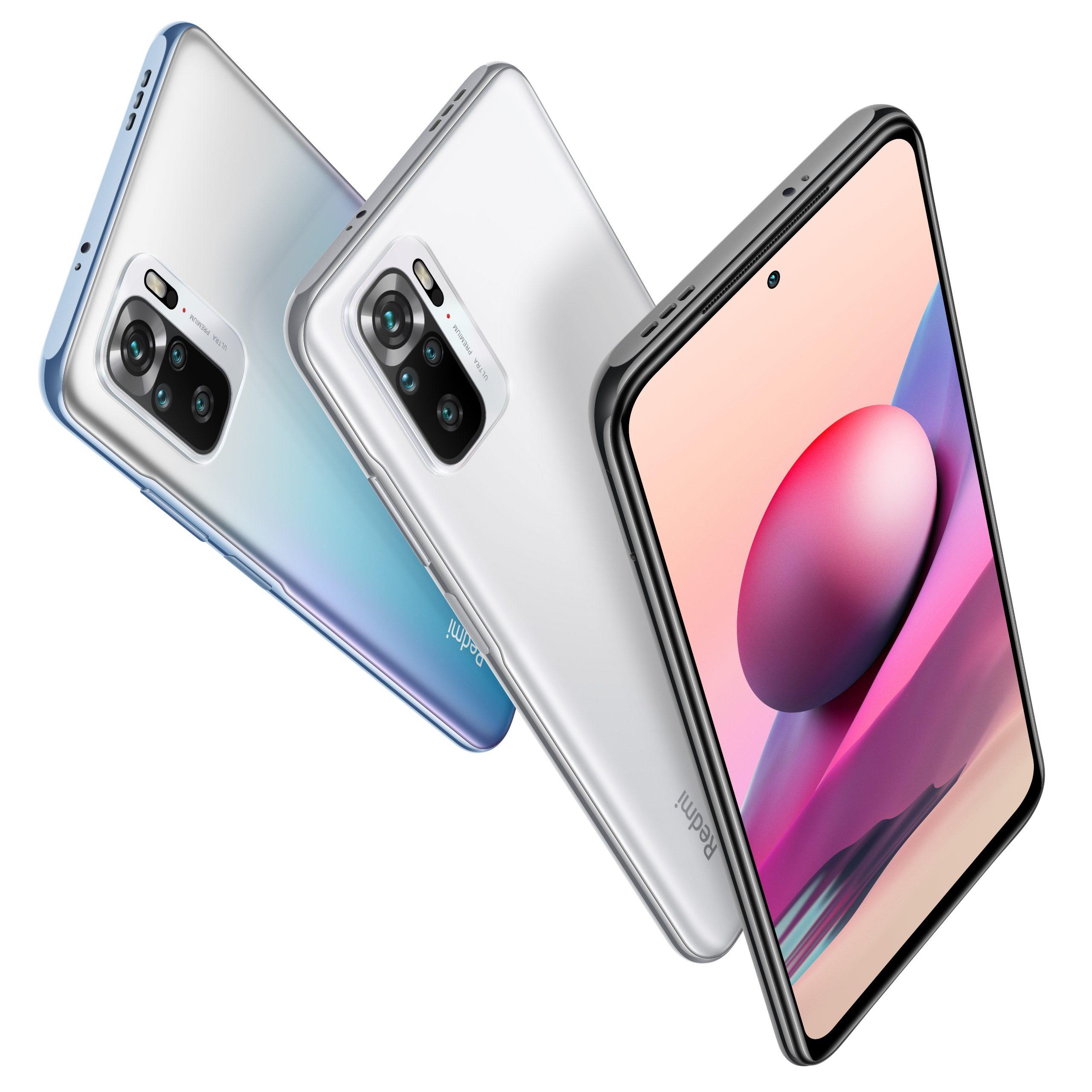 Redmi Note 10S и Note 10 5G прибывают в Испанию: цена и доступность. Новости Xiaomi Addicts