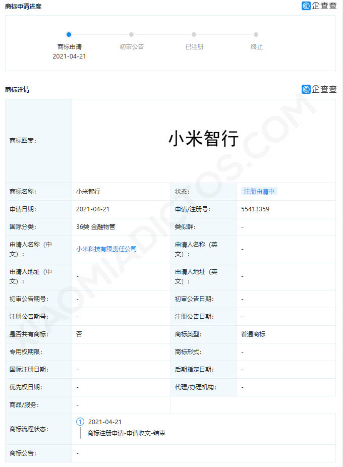 """Xiaomi registra la marca comercial """"Xiaomi Travel"""", ¿nuevos productos para viajes?. Noticias Xiaomi Adictos"""