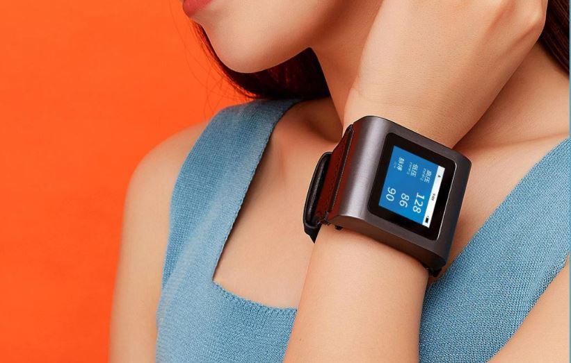 Lo último de Xiaomi en Youpin es este reloj capaz de monitorizar la presión arterial. Noticias Xiaomi Adictos