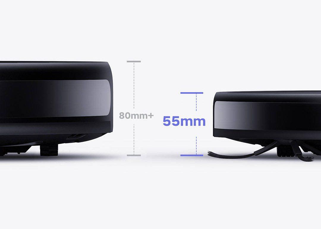 Xiaomi lanza un nuevo robot aspirador de perfil reducido pero cargado de tecnología. Noticias Xiaomi Adictos