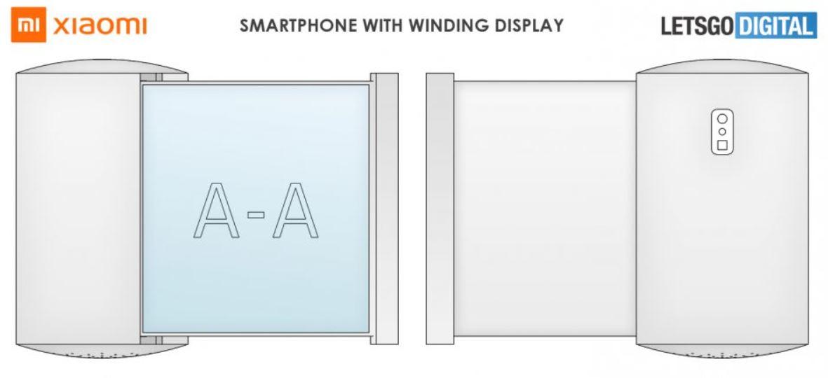 Xiaomi planea revolucionar el mercado con un smartphone híbrido de pantalla enrollable. Noticias Xiaomi Adictos