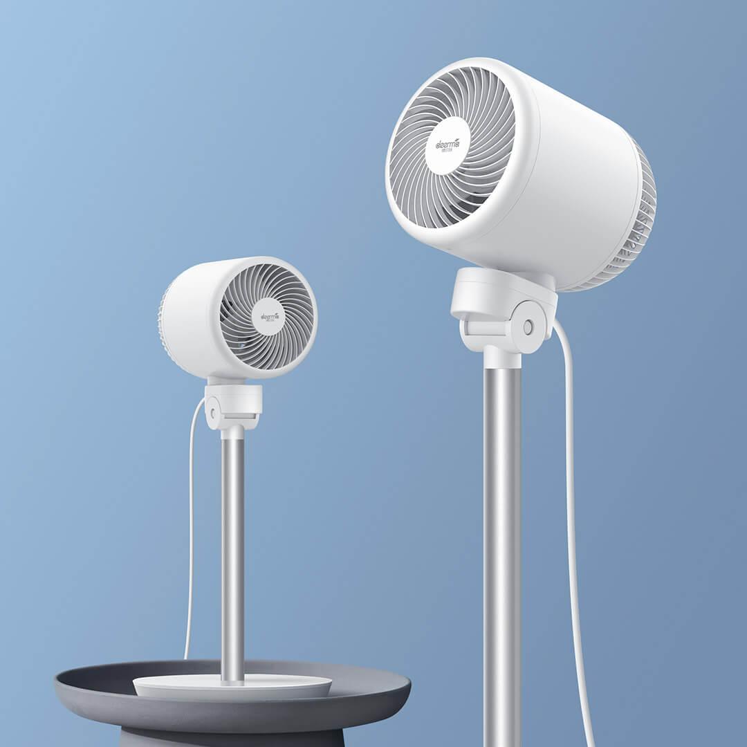 Lo último de Xiaomi es un ventilador capaz de repartir el aire fresco por toda tu casa. Noticias Xiaomi Adictos