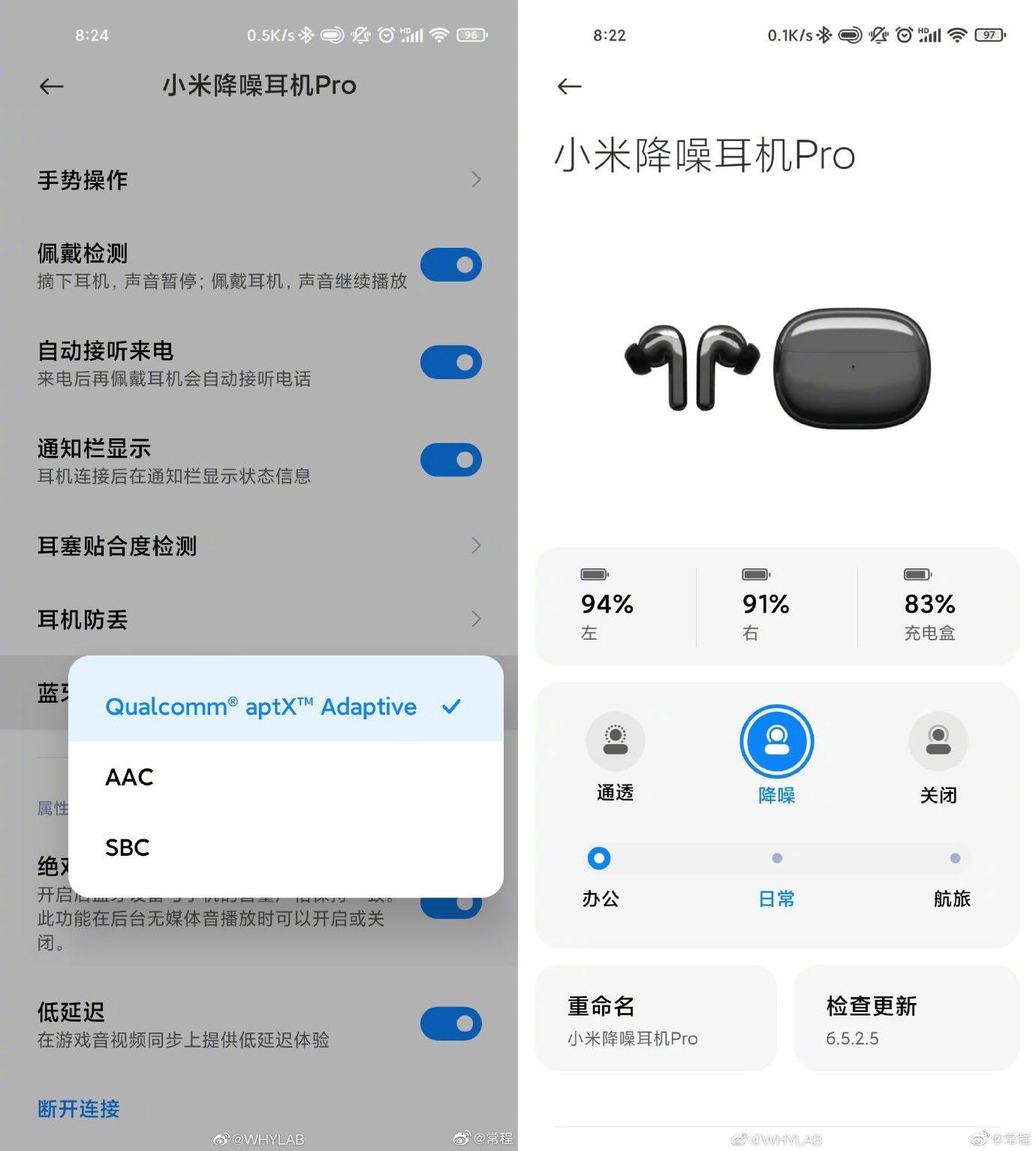 Xiaomi desvela casi todas las características de sus nuevos Xiaomi FlipBuds Pro. Noticias Xiaomi Adictos