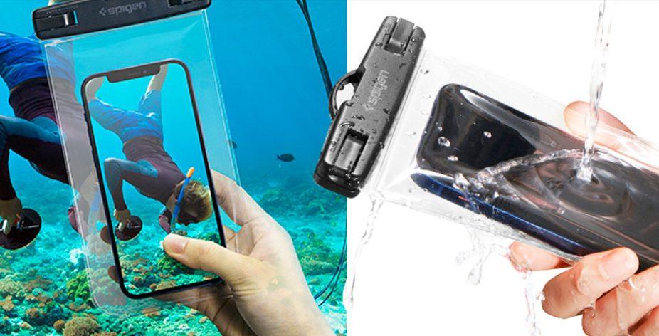 Esta funda impermeable te permite llevar tu Xiaomi a la playa o piscina sin preocupaciones. Noticias Xiaomi Adictos