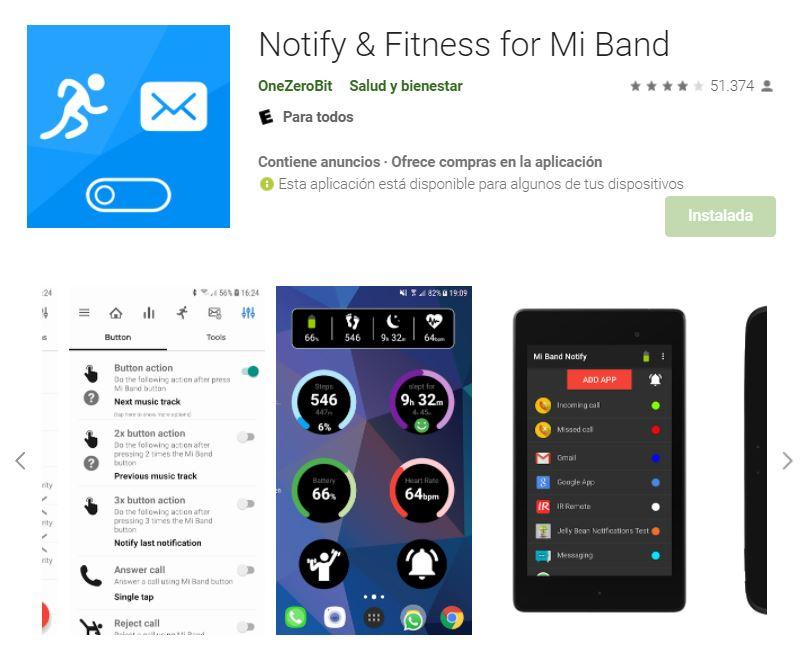 Cuatro aplicaciones que te permitirán sacarle más partido a tu Xiaomi Mi Band 6. Noticias Xiaomi Adictos