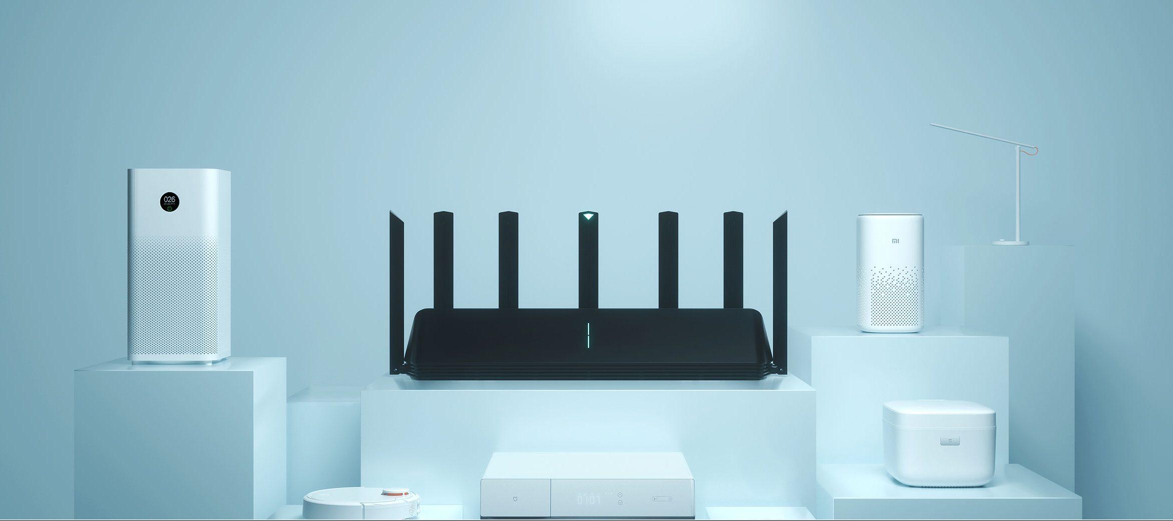 El mejor router WiFi 6 de Xiaomi está ahora a mitad de precio: llévatelo por 54 euros. Noticias Xiaomi Adictos