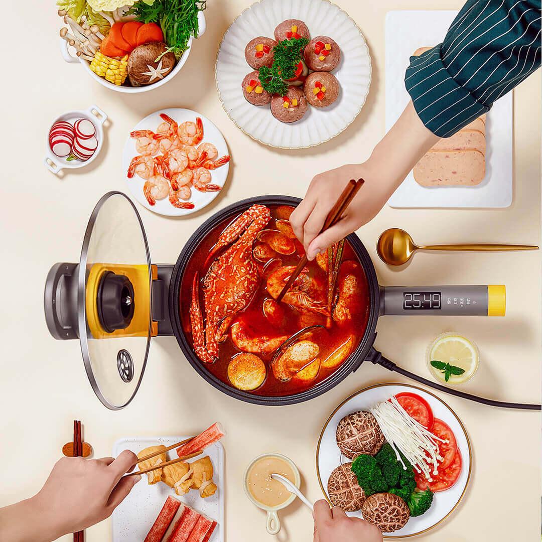 Xiaomi pone a la venta una máquina de cocción inteligente compatible con Mi Home. Noticias Xiaomi A