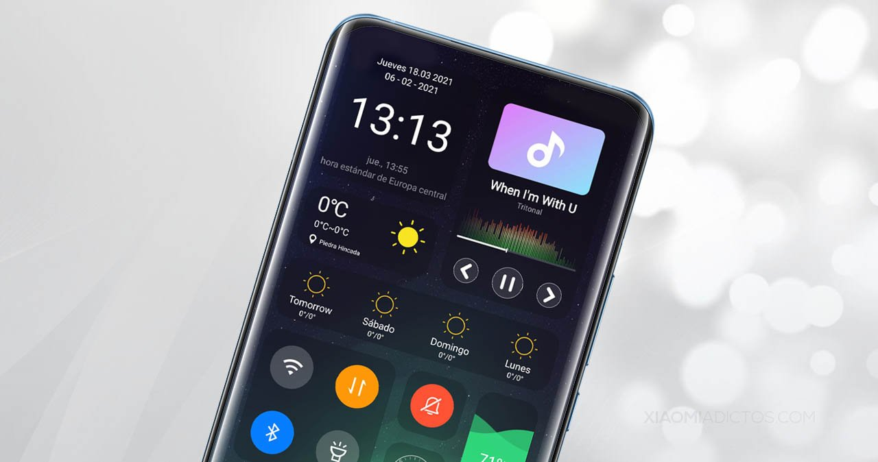 Cinco temas para tu Xiaomi que no deberías dejar de probar