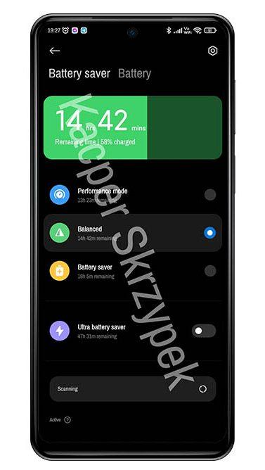 Los modos equilibrado y rendimiento regresan a MIUI: así mejorarán la autonomía. Noticias Xiaomi Adictos