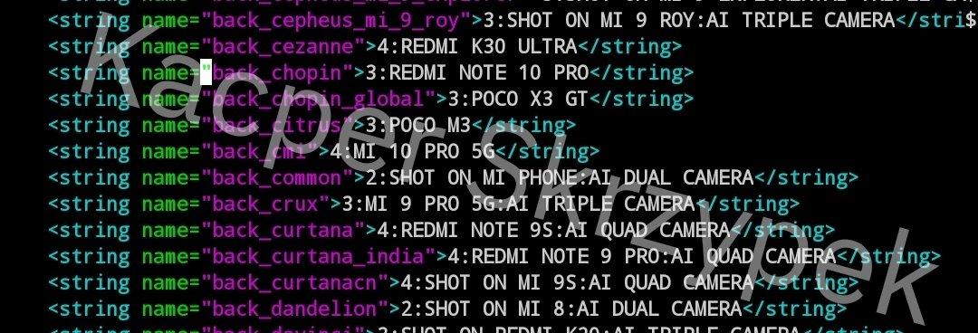 Se confirma, el POCO X3 GT será la versión Global del Redmi Note 10 Pro 5G. Noticias Xiaomi A
