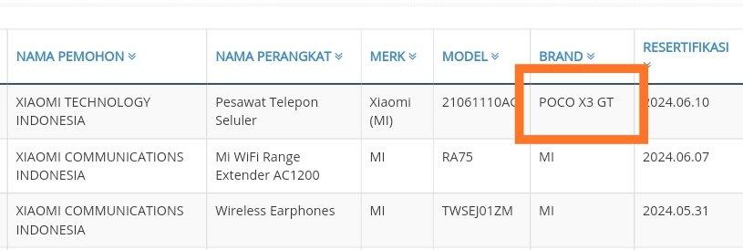 El POCO X3 GT se deja ver de nuevo confirmando casi todas sus características. Noticias Xiaomi Adictos