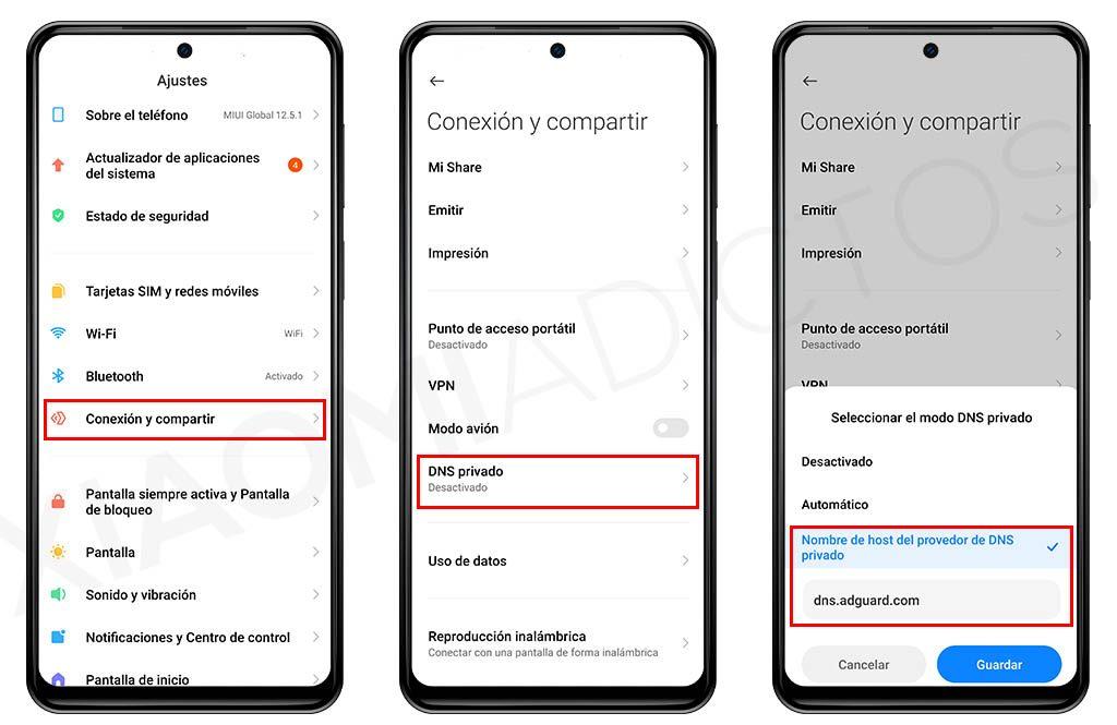 Esta es la forma más sencilla de eliminar toda la publicidad de tu Xiaomi. Noticias Xiaomi Adictos