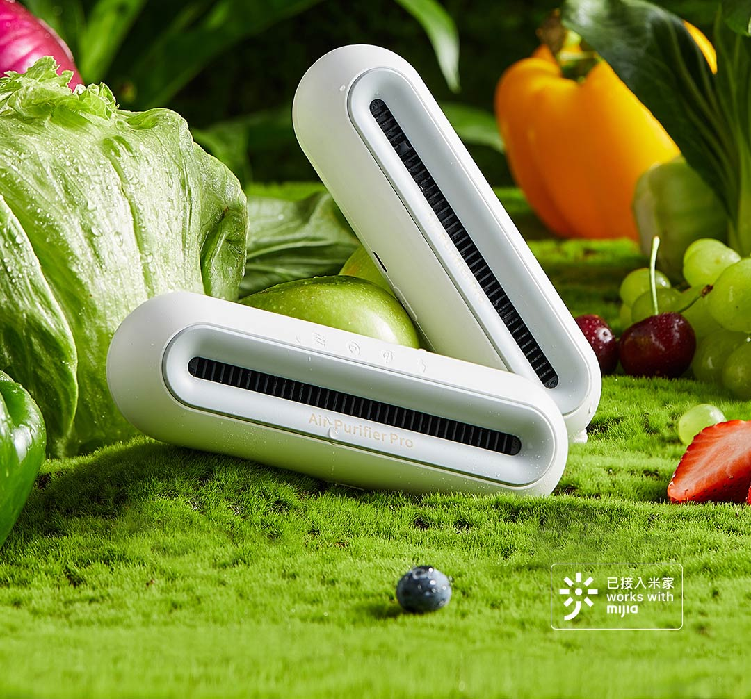 Xiaomi launches a small purifier and eliminator of bad odors for refrigerators and cabinets