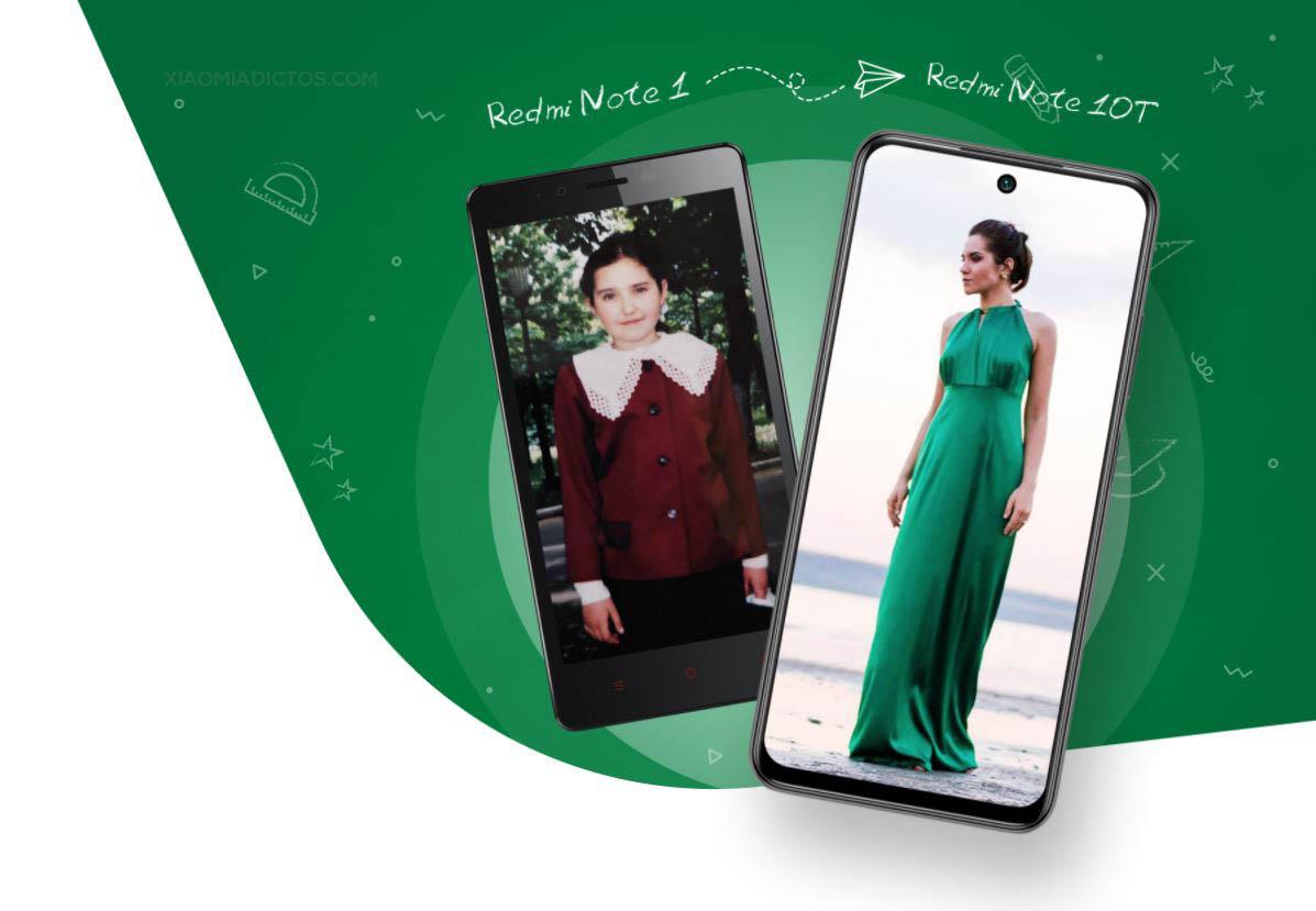 El Redmi Note 10T ya tiene fecha de lanzamiento aunque solo será para algunos mercados. Noticias Xiaomi Adictos