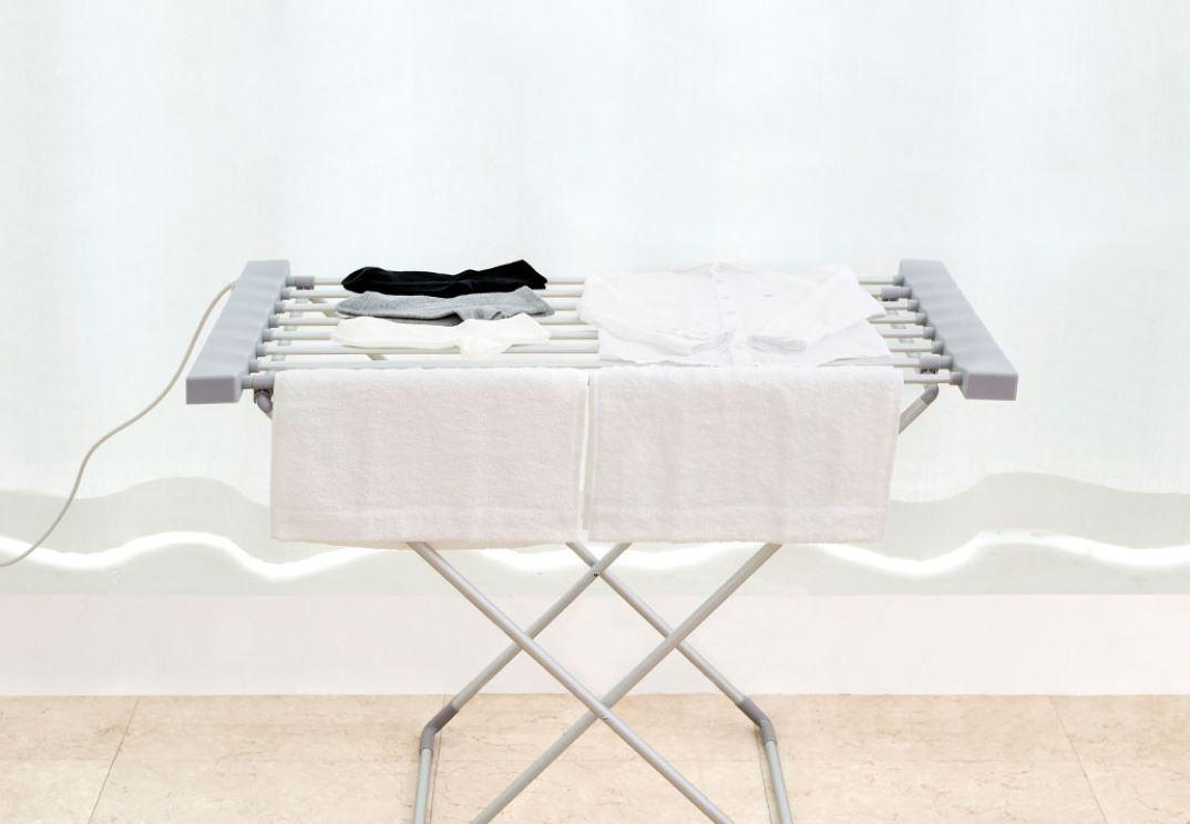 Este tendedero que vende Xiaomi cuenta con calefacción para secar antes tu ropa. Noticias Xiaomi Adictos