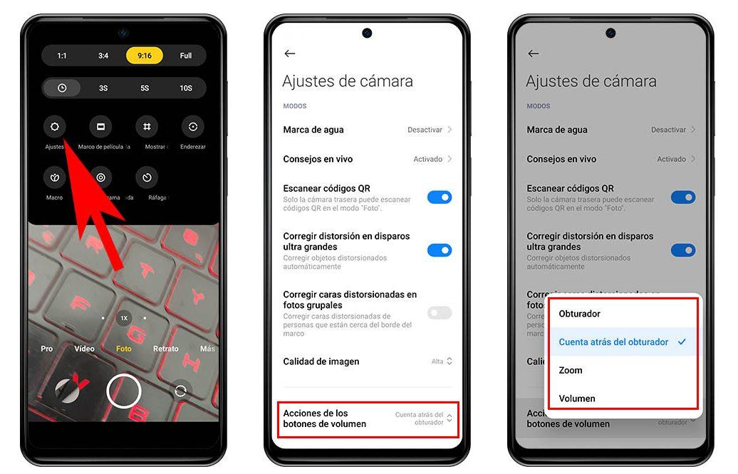 Cinco cosas que puedes hacer con la cámara de tu Xiaomi y que probablemente no conocías. Noticias Xiaomi Adictos