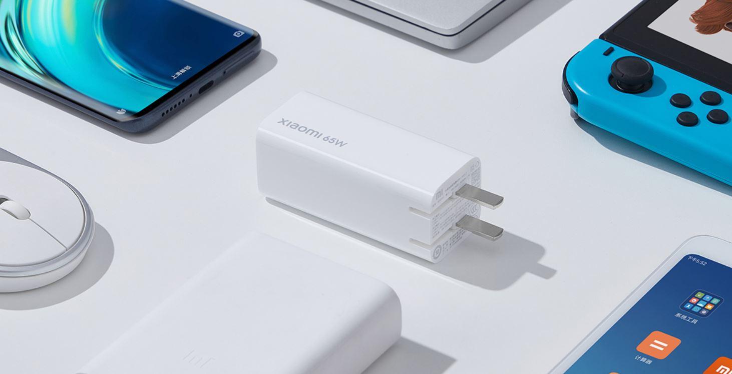 Xiaomi renueva su cargador GaN de 65W añadiéndole una salida USB extra. Noticias Xiaomi Adictos