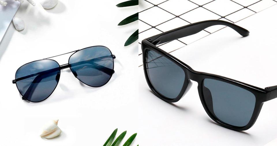 Gafas de sol de Xiaomi para pasar un mejor verano