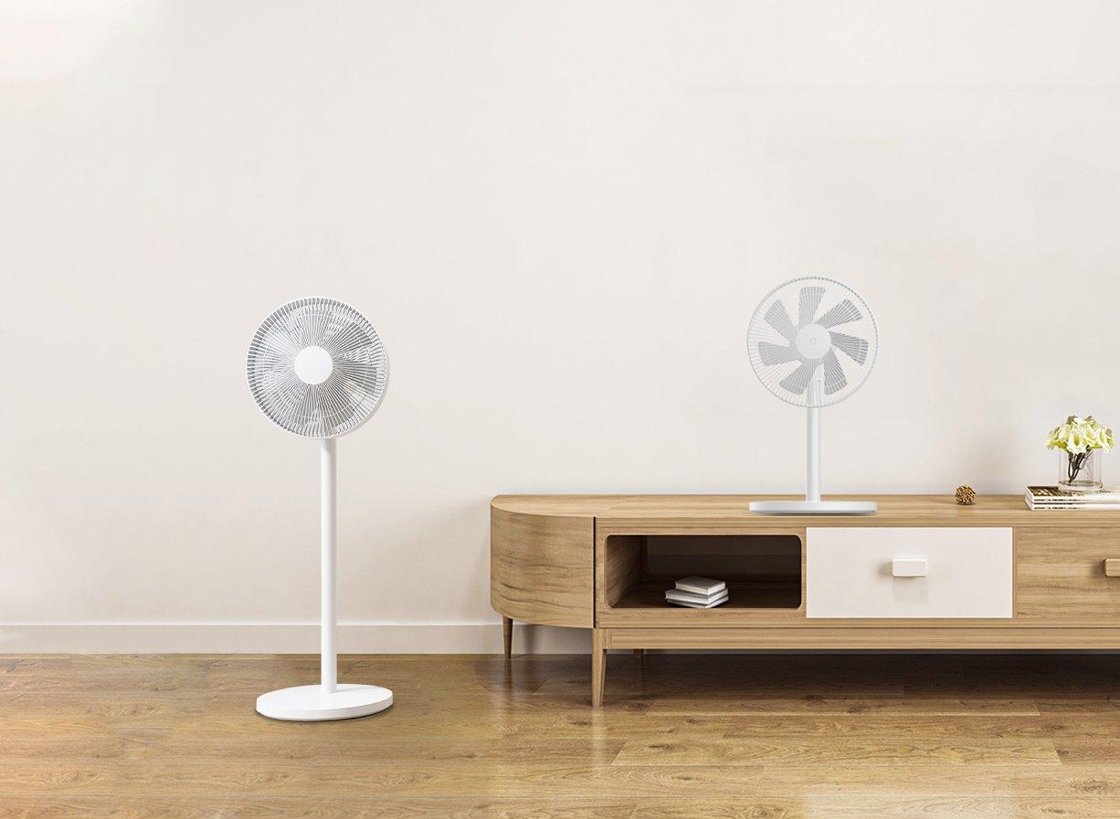 Ventilador Inteligente Mi Smart Fan 1C para refrescar tu estancia durante el verano